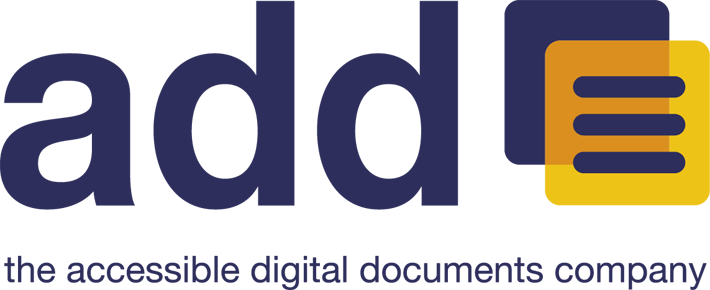 website index for the Accessible Digital Documents Company